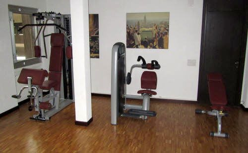 Serviced apartments - Fitness-Room