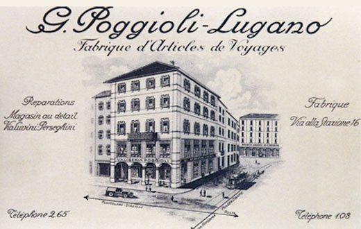 Shopping di una volta a Lugano, nei pressi del nostro residence.