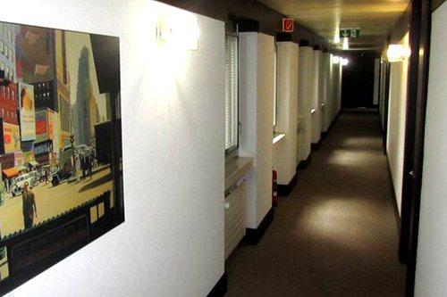 affitto a Lugano - corridoio accesso