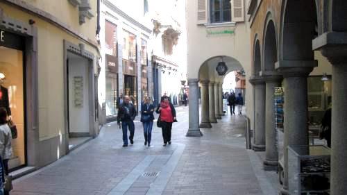 Appartamenti in affitto a Lugano a 10 minuti da via Nassa