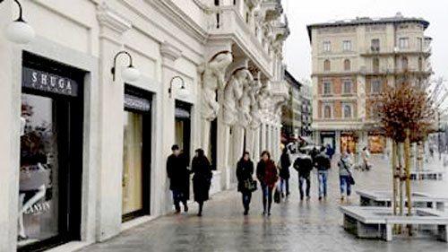 Appartamento in centro storico a Lugano vicino via Nassa