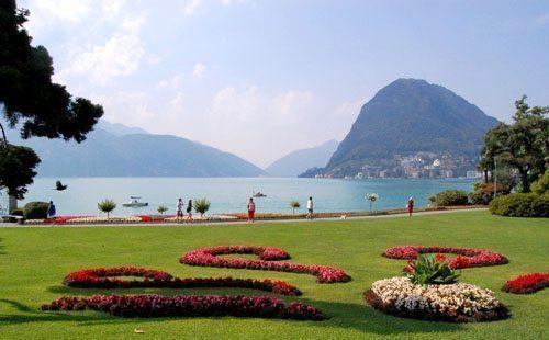 Appartamento in affitto o vendita vicino a parco Ciani - Lugano