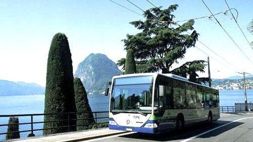 Dai nostri appartamenti e monolocali in affitto, si può girare Lugano tranquillamente a piedi